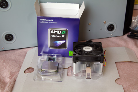 AMD Phenom II X4 945 BOX (95W)