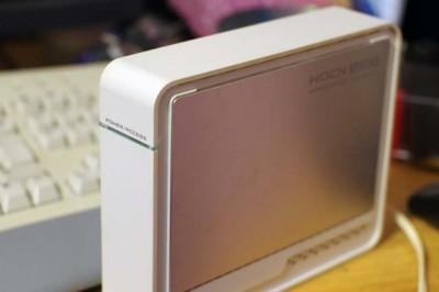 IO-DATA HDCN-U500です。